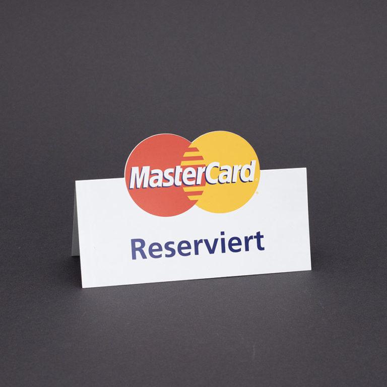 Mastercard Konturgeschnitten